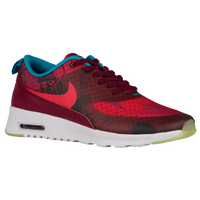 Nike Air Max Thea - Women's - Maroon / Red