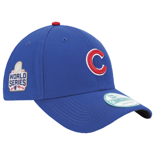 New Era MLB 9Forty World Series Cap - Men's - Chicago Cubs - Blue / Red