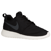 Nike Roshe Run - Men's - Black / Grey