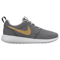 Nike Roshe One - Women's - Grey / Gold