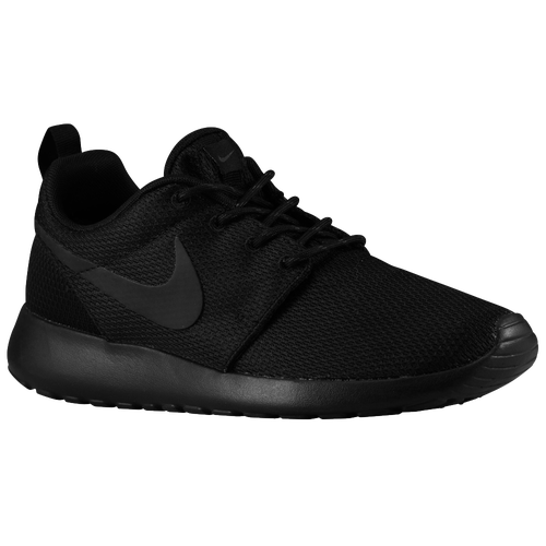 nike roshe run all black mens