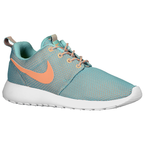 Wonderful Nike Womens Roshe Run QuotMetallic Platinumquot  SneakerNewscom