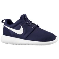 Nike Roshe Run - Women's - Navy / White
