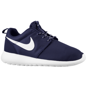 Nike Roshe One - Women's - Imperial Purple/White/Volt