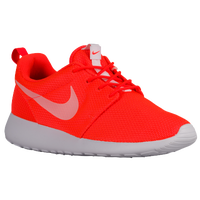 Nike Roshe One - Women's - Orange / White