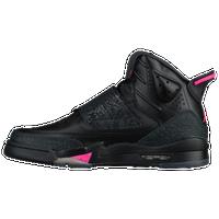 Jordan Son Of Mars - Girls  Grade School - Black   Pink 6d1a1d055