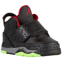Jordan Son of Mars - Boys' Toddler - Black / Red