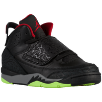 Jordan Son of Mars - Boys' Preschool - Black / Grey
