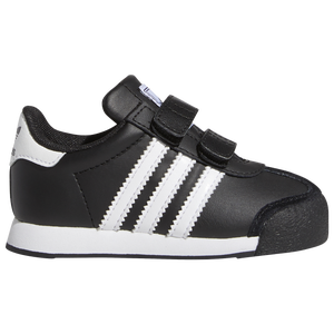 adidas Originals Samoa - Boys' Toddler - Black/White/Black