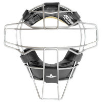 All Star Superlight Titanium Alloy Facemask - Adult - All Black / Black