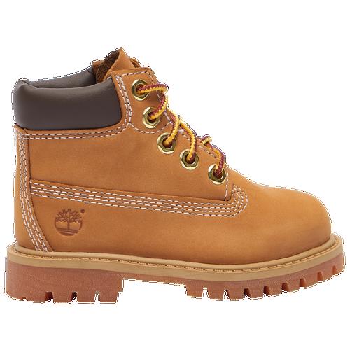 timberland 6 quot premium waterproof boots boys preschool