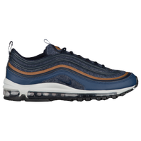 Nike Air Max 97 - Men's - Navy / Brown