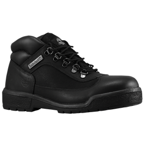 Timberland Mid Field Boot - Men's - Black