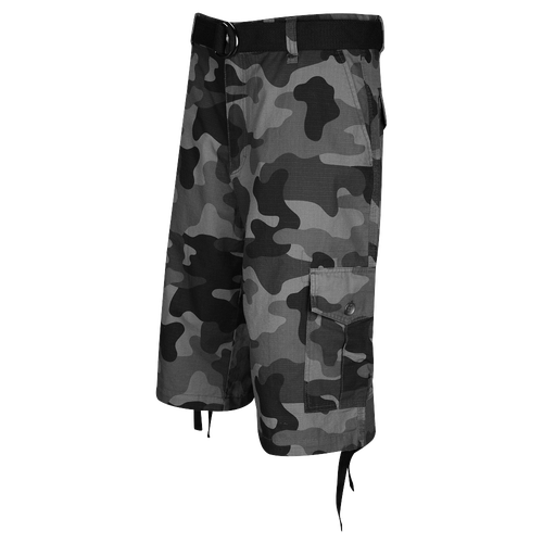 Southpole Belted Camo Print Ca...