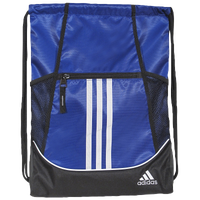 adidas Alliance II Sackpack - Blue / Black