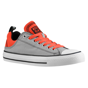 Converse CT Cruz Ox - Women's - Phaeton Grey/Crimson