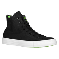 Converse All Star Hi - Men's - Black / Light Green