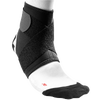 McDavid Ankle Support with Strap - All Black / Black