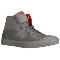Converse CT Fresh Hi - Men's - Grey / Red