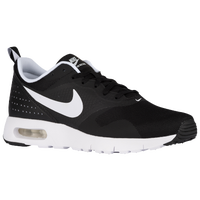Nike Air Max Tavas - Boys' Grade School - Black / White