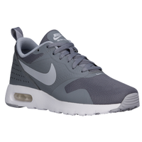 Nike Air Max Tavas - Boys' Grade School - Grey / White