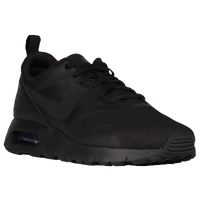 807e34d0b74f9 Nike Air Max Tavas - Boys  Grade School - All Black   Black