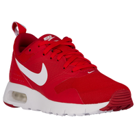 Nike Air Max Tavas - Boys' Grade School - Red / White