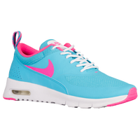Nike Air Max Thea - Girls' Grade School - Light Blue / White