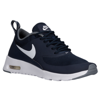 Nike Air Max Thea - Girls' Grade School - Navy / White
