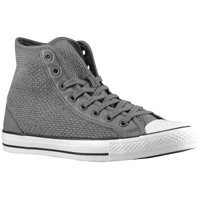 Converse All Star Overlay Hi - Men's - Grey / White