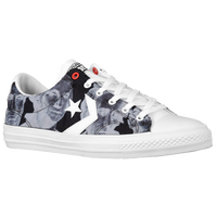 Converse Star Player Ox - Men's - Black / White