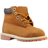 "Timberland 6"" Premium Waterproof Boots - Boys' Toddler - Brown / Tan"