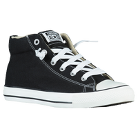 Converse All Star Street Mid - Men's - Black / White