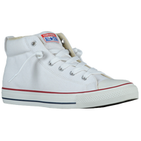 Converse All Star Street Mid - Men's - White / Red