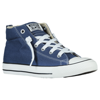 Converse All Star Street Mid - Men's - Navy / White