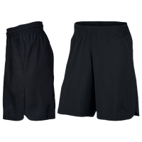 Jordan AJ Training Shorts - Men's - All Black / Black