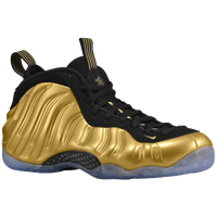 Nike Air Foamposite One - Men's - Gold / Black