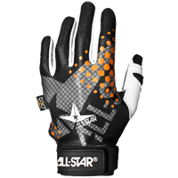 All Star D3O System 7 Protective Glove - Adult - Black / Grey