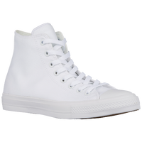Converse Chuck Taylor II Hi - Men's - All White / White