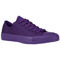 Converse All Star Ox - Women's - Purple / Purple