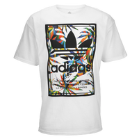 adidas Originals Graphic T-Shirt - Men's - White / Multicolor