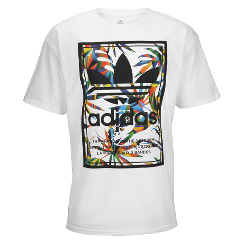 adidas originals graphic t shirt men 39 s casual. Black Bedroom Furniture Sets. Home Design Ideas