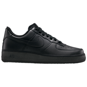 Nike Air Force 1 07 LE Low - Women's - Black/Black