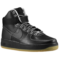 Nike Air Force 1 High - Men's - Black / White