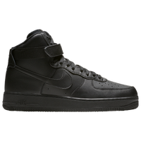 Nike Air Force 1 High - Men's - All Black / Black