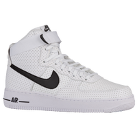 mens white nike air force 1