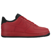 more photos a2aa8 56670 Nike Air Force 1 Low - Mens - Red  Black