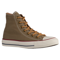 Converse All Star Hi - Women's - Tan / Off-White