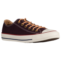 Converse All Star Ox - Women's - Maroon / White