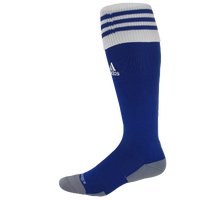 adidas Team Copa Zone Cushion II Socks - Men's - Blue / White